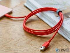 کابل شارژ و انتقال داده لایتنینگ انکر Anker PowerLine II Lightning Cable 1.8m