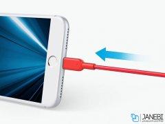 کابل شارژ و انتقال داده لایتنینگ انکر Anker PowerLine II Lightning Cable 3m