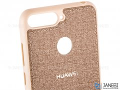 قاب محافظ طرح پارچه ای هواوی Protective Cover Huawei Y6 2018