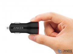 شارژر فندکی سریع انکر Anker PowerDrive+ 1 Port Car Charger