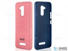 قاب محافظ طرح پارچه ای ایسوس Protective Cover Asus Zenfone 3 Max ZC520TL