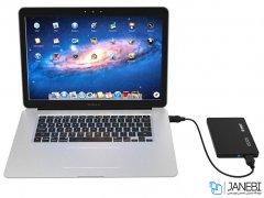 باکس هارد اینترنال به اکسترنال اوریکو Orico 2.5 inch USB3.0 Hard Drive Enclosure 2588US3