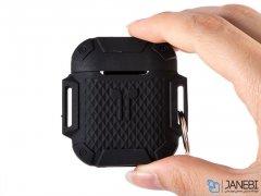 محافظ سیلیکونی شارژر ایرپاد اپل V.S Electron Silicone Case Apple Airpods