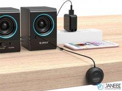گیرنده صوتی بلوتوثی اوریکو Orico Car Bluetooth Audio Receiver BCR02