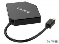 مبدل مینی دیسپلی پورت به اچ دی ام آی و دی وی آی و وی جی ای اوریکو Orico Mini DisplayPort to HDMI/DVI/VGA Adapter DMP-HDV3