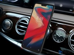 قاب محافظ فیبر کربن نیلکین وان پلاس Nillkin Synthetic Fiber OnePlus 6
