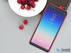 قاب محافظ نیلکین سامسونگ Nillkin Frosted Shield Samsung Galaxy A8 Star/ A9 Star