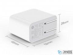 آداپتور شارژ سریع شیائومی Xiaomi ZMI 2 USB HA622