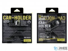 پایه نگهدارنده گوشی WK Design WA-S06 Car Holder