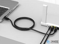 کابل شبکه اوریکو Orico CAT6 LAN Cable PUG-C6 5m