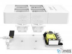 چند راهی 4 سوکت و 5 یو اس بی اوریکو Orico 4 AC with 5 USB Charging Port HPC-4A5U-EU