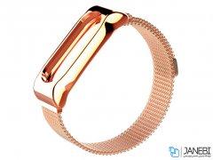 بند فلزی دستبند شیائومی