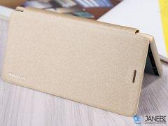 کیف محافظ نیلکین سامسونگ Nillkin Sparkle Leather Case Samsung Galaxy Note 9