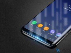 محافظ صفحه نمایش شیشه ای یو وی سامسونگ UV Nano Glass Samsung Galaxy S9