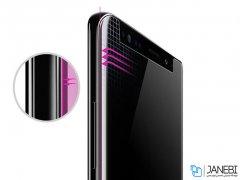 محافظ صفحه نمایش شیشه ای یو وی سامسونگ UV Nano Glass Samsung Galaxy Note 8