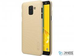 قاب محافظ نیلکین سامسونگ گلکسی Nillkin Frosted Shield Case Samsung Galaxy J6