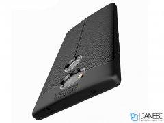قاب ژله ای طرح چرم سونی Becation Auto Focus Case Sony Xperia L2