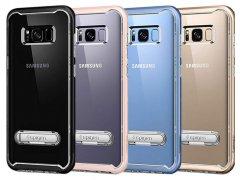 قاب محافظ اسپیگن سامسونگ Spigen Crystal Hybrid Case Samsung Galaxy S8