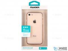 قاب محافظ شیشه ای آیفون Maiger Glass Case Apple iPhone 7/8