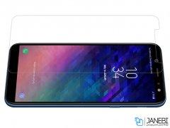 محافظ صفحه نمایش شیشه ای نیلکین سامسونگ Nillkin H+ Pro Glass Samsung Galaxy A6 2018