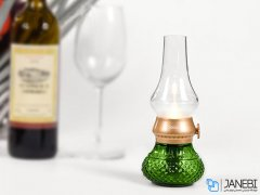 چراغ خواب ال ای دی طرح گردسوز هوکو Hoco Old Fashioned Blow Lamp