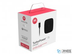 آداپتور شارژ سریع موتورولا Motorola TurboPower 15W Micro USB Fast Charger