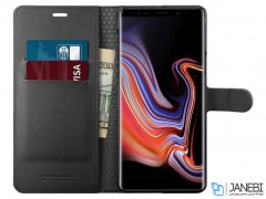 کیف اسپیگن سامسونگ Spigen Wallet S Case Samsung Galaxy Note 9