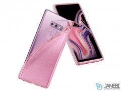 محافظ ژله ای اسپیگن سامسونگ Spigen Liquid Crystal Glitter Case Samsung Note 9