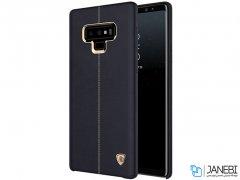 قاب محافظ چرمی نیلکین سامسونگ Nillkin Englon Samsung Galaxy Note 9