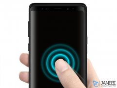 محافظ صفحه نمایش شیشه ای سامسونگ Spigen GLAS.tR Curved HD Samsung Galaxy Note 9