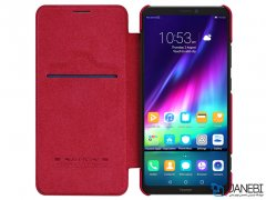 کیف چرمی نیلکین هواوی Nillkin Qin Leather Case Huawei Honor Note 10