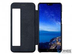 کیف چرمی نیلکین هواوی Nillkin Qin Leather Case Huawei P20