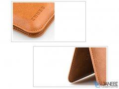 کیف چرمی نگهدارنده گوشی Zhuse X Series Leather Bag Large