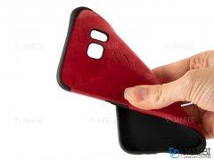 قاب محافظ چرمی سامسونگ Sibling Case Samsung Galaxy S7 Edge