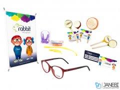 فریم عینک طبی بچگانه ربیت Rabbit R608 - 5 Medical Frame kids