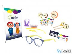 عینک طبیRabbit RF106 - C6