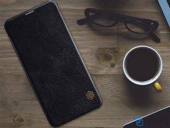 کیف چرمی نیلکین شیائومی Nillkin Qin Leather Case Xiaomi Pocophone F1/Poco F1