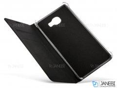 فلیپ کاور چرمی سامسونگ Samsung Galaxy C7 Flip Cover