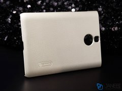قاب محافظ نیلکین بلک بری Nillkin Frosted Shield Case BlackBerry Passport Silver