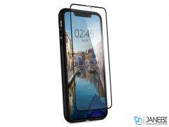 قاب و محافظ صفحه شیشه ای اسپیگن آیفون Spigen Ultra Hybrid 360 Case Apple iPhone XS Max