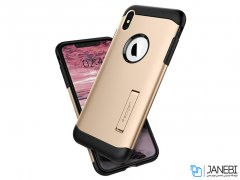قاب محافظ اسپیگن آیفون Spigen Slim Armor Apple iPhone XS Max