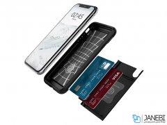 قاب محافظ اسپیگن آیفون Spigen Slim Armor CS Apple iPhone XS Max