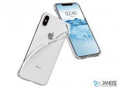 محافظ ژله ای اسپیگن آیفون Spigen Liquid Crystal Apple iPhone XS Max