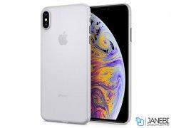 محافظ ژله ای اسپیگن آیفون Spigen AirSkin Case Apple iPhone XS