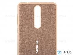 قاب طرح پارچه ای نوکیا Protective Cover Nokia 8