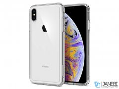 قاب محافظ اسپیگن آیفون Spigen Slim Armor Crystal Case Apple iPhone XS