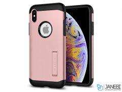 قاب محافظ اسپیگن آیفون Spigen Slim Armor Apple iPhone XS
