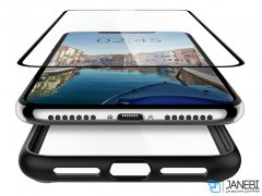 قاب و محافظ صفحه شیشه ای اسپیگن آیفون Spigen Ultra Hybrid 360 Case Apple iPhone XS