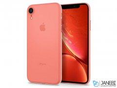 محافظ ژله ای اسپیگن آیفون Spigen AirSkin Case Apple iPhone XR