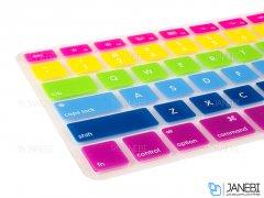 برچسب کیبورد مک بوک Keyboard Sticker Colorful MacBook 13.3
